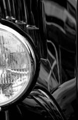 Eye of a Packard